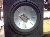 """MTX AUDIO Car Speakers/Speaker System 10"""" SUB"""